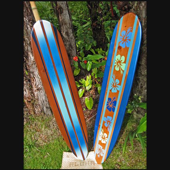 classic decorative surfboard